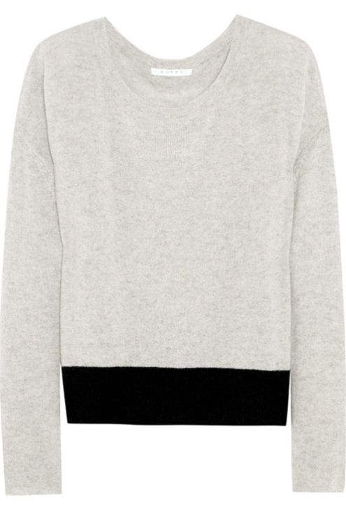 Duffy cashmere sweater FW 13 - 14