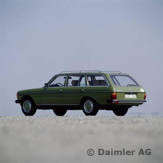 230 TE / S 123 E 23, 1980 - 1986