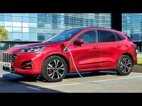 All Cars New Zealand Video 2020 Ford Kuga Plug In Hybrid St Line Awe Ford Kuga New Cars Mid Size Suv