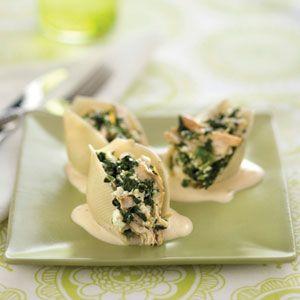 Pronto-Stuffed Pasta Shells