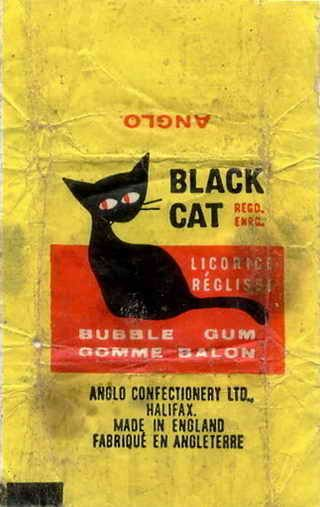 My Cat Loves Black Licorice