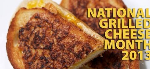 Top Ten Greatest Additions to the good 'ol Grilled Cheese!