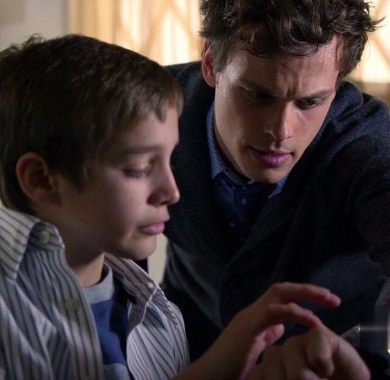 Matthew Gray Gubler ❤️❤️ as Spencer Reid ❤️❤️
