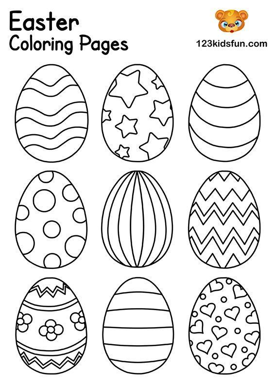 Pin On Free Easter Printables For Kids