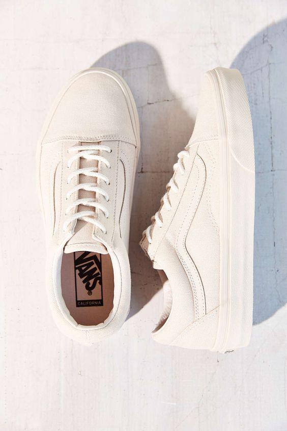 Vans Vansguard Old Skool Reissue California Women's Sneaker - My heart just skipped a beat