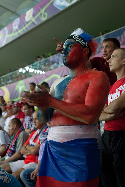 Euro 2012. Photo by Vladimir Demin