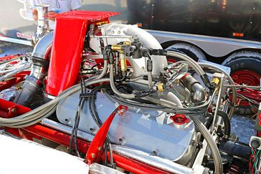 Race Engines from Speed Week 2016