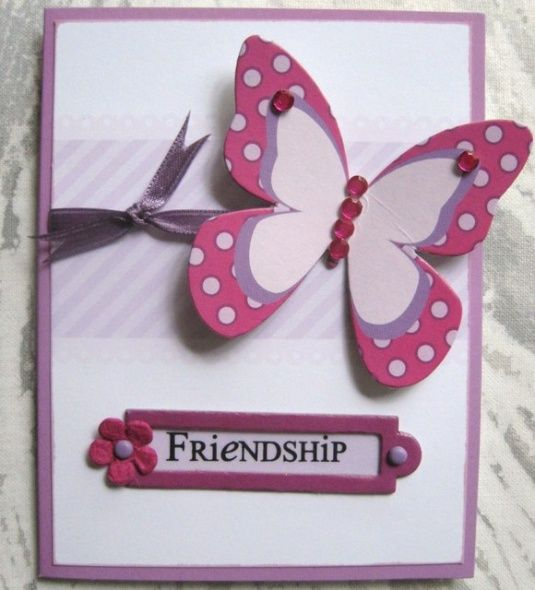 How To Make Friendship Cards Part - 18: Pinterest