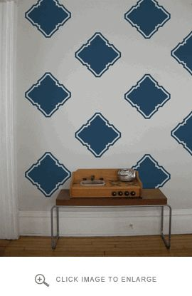 Mod Square Wall Decals