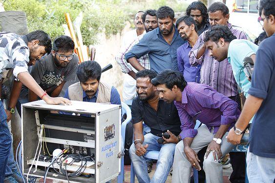 Cinematographer Balasubramaniam Talk about Seema Raja Movie