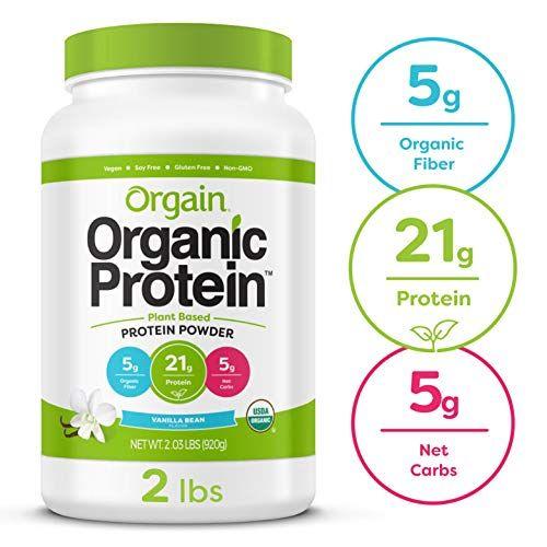10 Best Vegan Protein Powder In 2020 Plant Based Protein Powder Organic Protein Powder Best Vegan Protein Powder