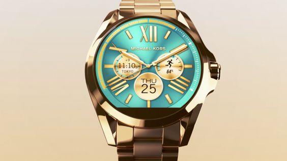 Michael Kors Access women s smartwatch