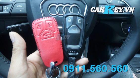 Chìa khóa remote xe Audi Q5