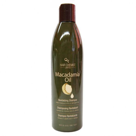 Hair Chemist Macadamia Oil Revitalizing Shampoo 10oz