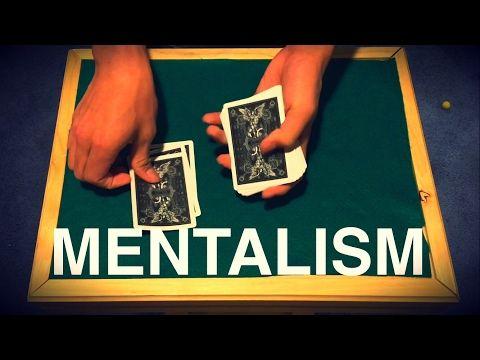 Insane Mentalism Card Trick Revealed Youtube Card Tricks Revealed Card Tricks Cards