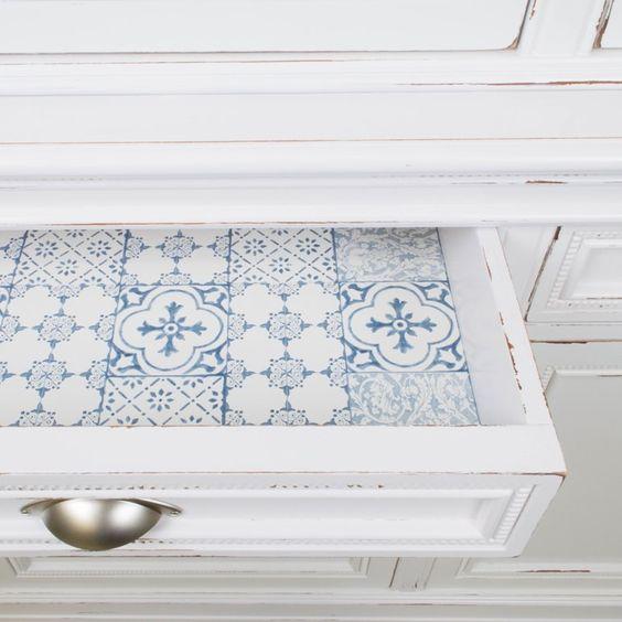 [DIY] Transformar los muebles de comedor en blanco decapé | Bricolaje