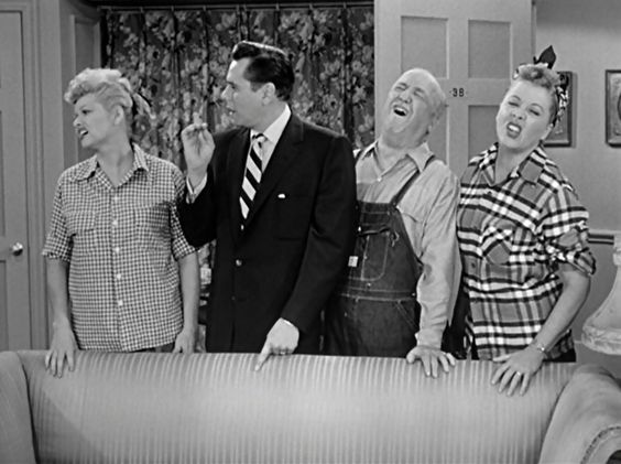 I Love Lucy The Ricardos Change Apartments Lucy With