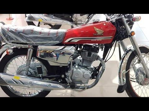Honda Cg 125 Self Start 2019 Special Edition First Impression News