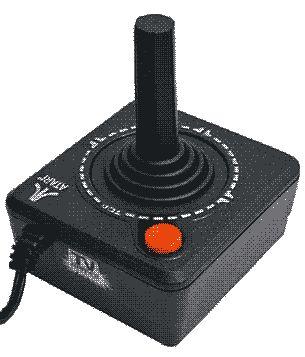 joystick, remember??