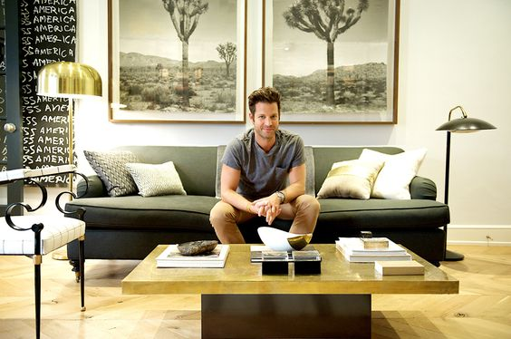 Nate Berkus at home in the west village (Matchbook Feb '13; photograph by Carol Dronsfield)