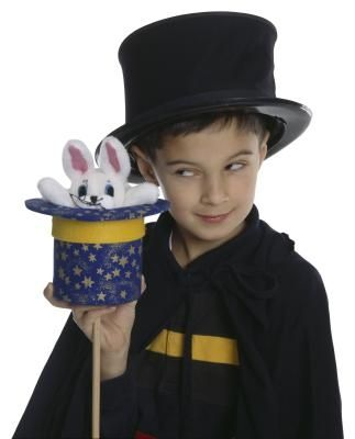 Magic Tricks That Kids Can Do at Home