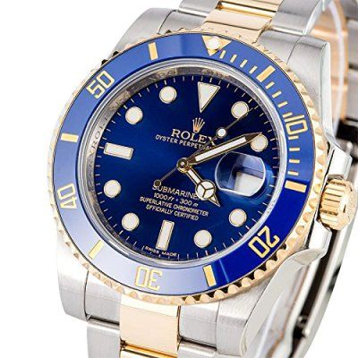 Rolex-Submariner-Blue-116613-Certified-Pre-owned-0-0