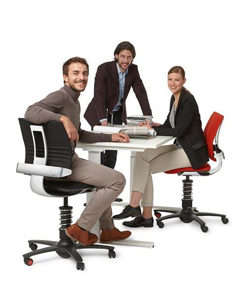 Swopper 3dee Prendre Soin De Son Dos Au Travail C Est Facile Avec Swopper Task Chair Modern Office Chair Modern Seating