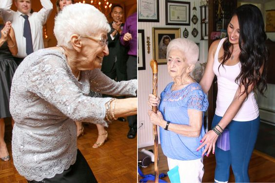"""Жительница Нью-Йорка Анна Пеше в возрасте 85 лет избавилась от горба и болей в спине благодаря занятиям йогой. Десятилетиями женщина страдала от грыжи межпозвоночных дисков, сколиоза и остеопороза, пишет New York Post. """"Я испробовала все: иглоукалывание, физиотерапию, мануальную терапию. Но результат всегда был один и тот же — сначала ты чувствуешь себя получше, но рано …"""
