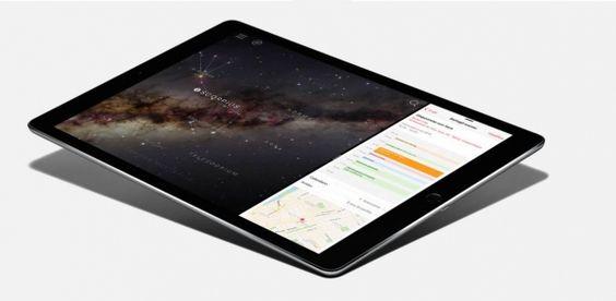 Apple iPad Pro tutto pronto