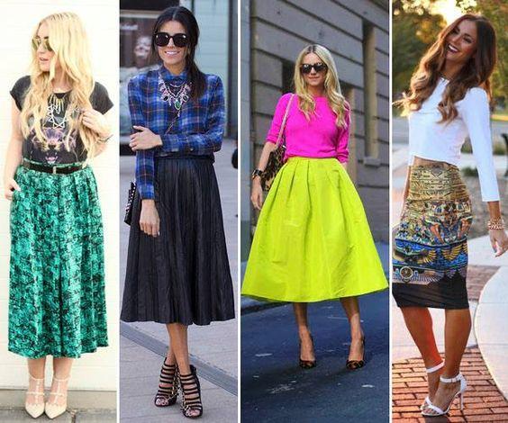 Hoy en día lo vintage es lo de hoy, por ello traemos indumentaria de los 80´s