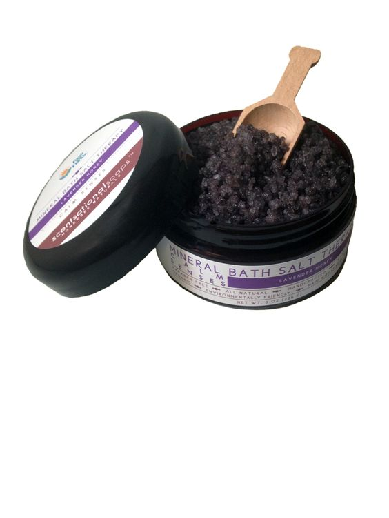 Sufferers of eczema, psoriasis, skin allergies or dermatitis have long known the soothing benefits of mineral rich Florida Sea Salts, and the nourishing and healing properties of lavender and honey and a therapeutic relief with the essential oil blend that will take you to a relaxing and soothing state of mind.