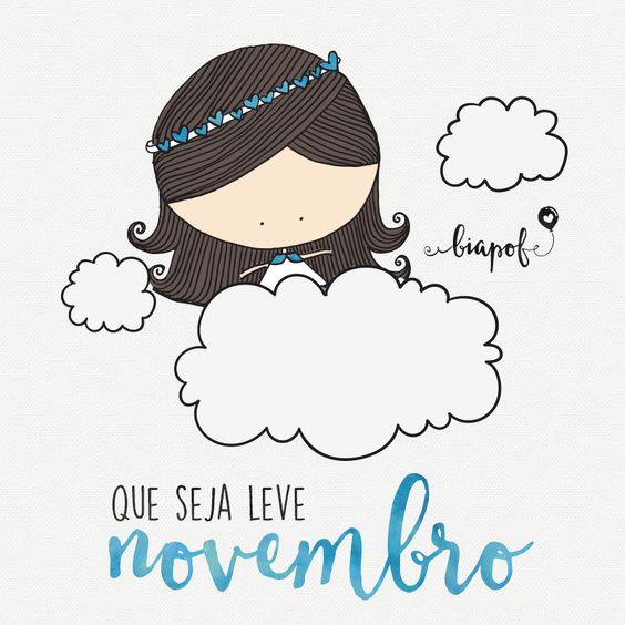 que seja leve • novembro: