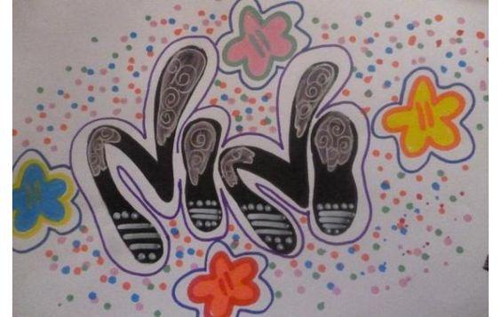 Decoracion Letras Timoteo ~ explora abecedario timoteo letras timoteo y mucho m?s google