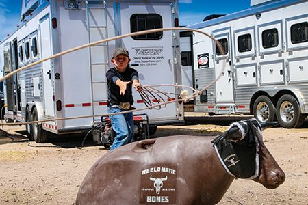 Kory Koontz, Jackie Crawford, Charly Crawford, Jake Long and Clay Tryan talk team roping fun for young and developing ropers.