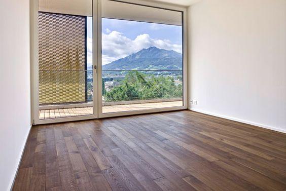 Widmer Massiv-Parkett aus Schweizer Holz