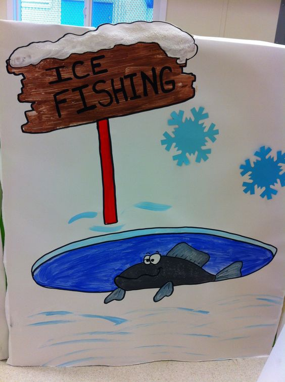 Carnival games carnivals and ice fishing on pinterest for Ice fishing games free
