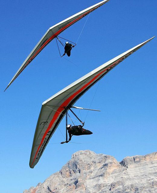 I really want to hang glide someday!!