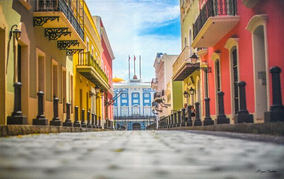La Fortaleza and San Juan National Historic Site in Puerto Rico, United States