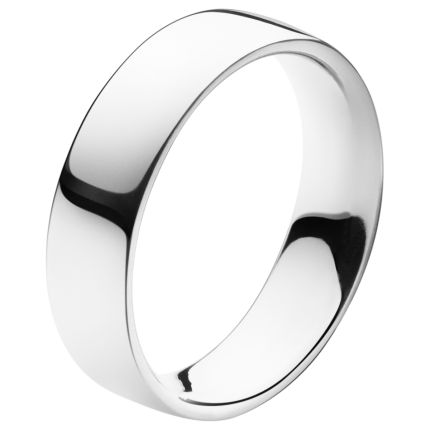 Georg Jensen MAGIC ring - platinum