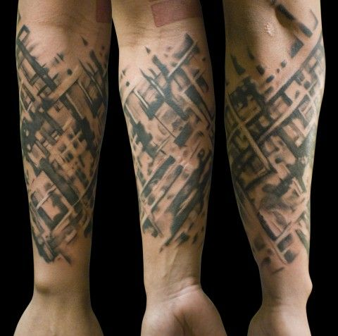 Pinterest the world s catalog of ideas for Cool forearm tattoos