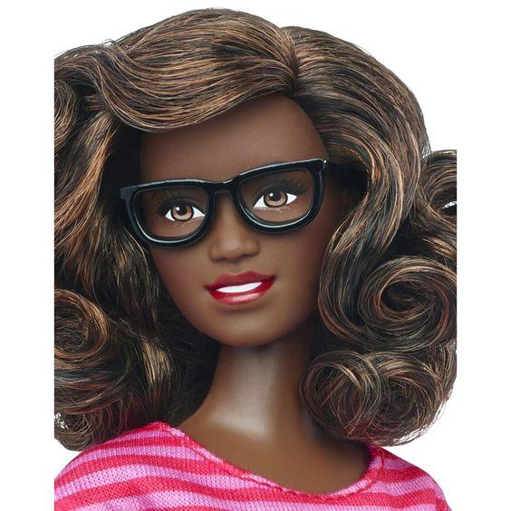 Barbie® Fashionistas™ 39 Emoji Fun Doll & Fashions - Curvy  - Shop.Mattel.com