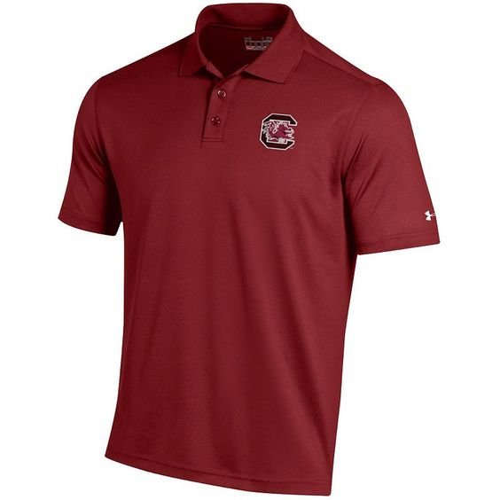 Men's Under Armour South Carolina Gamecocks Performance Polo, Ovrfl Oth