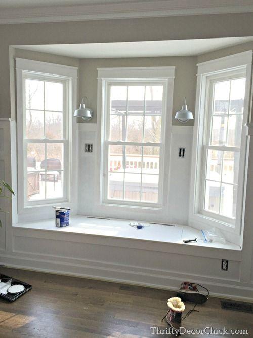 Window Seats Window And Bay Windows On Pinterest