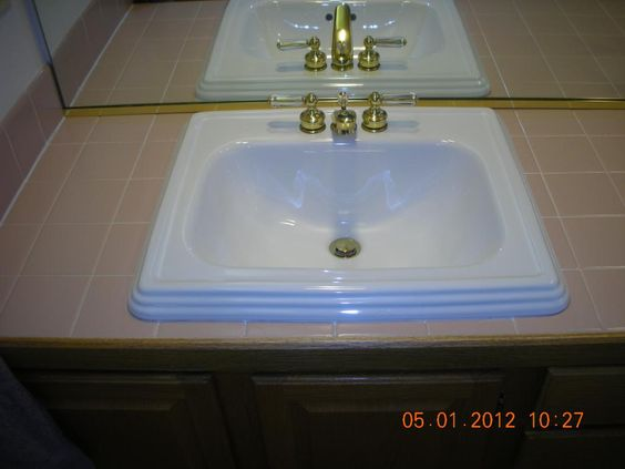 "2nd Photo of TOTO LT531 Promenade 22-1/2"" x 18-7/8"" Self Rimming Bathroom Sink by Mike from Denver, CO."