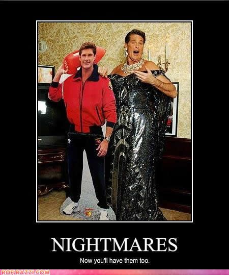 Nightmares now you will have them too;)...... Your welcome!