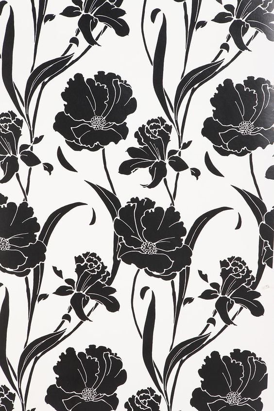 Poppy Wallpaper - Captures some of the spirit of BBC Sherlock's 221B wallpaper, but I'm guessing for a much nicer price.