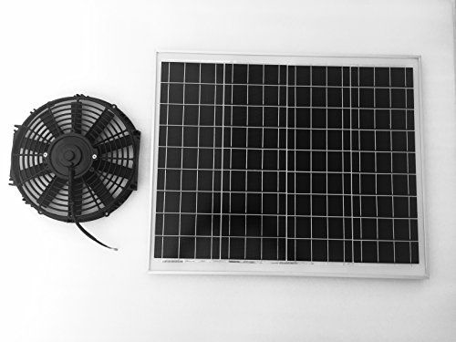 Amtrak Solar 70 Watt Solar Panel High Powered Fan Motor Solar Attic Fan Solar Panels For Home Attic Fan