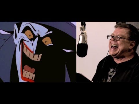 TOP 10 Mark Hammil Joker Laughs - YouTube