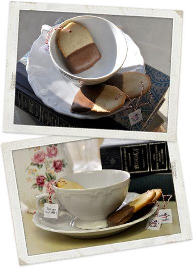 FREEBIE tag download - You're 'Tea'-riffic Cookies... great idea for Teacher Appreciation...