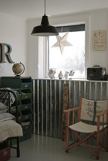 Corrugated Metal Corrugated And Galvanized Metal